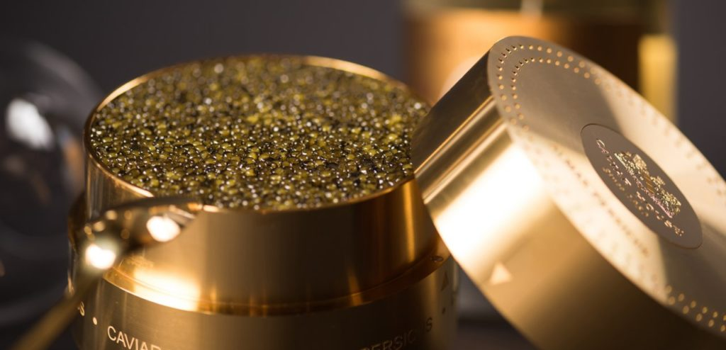 The Most Expensive Caviar in the World