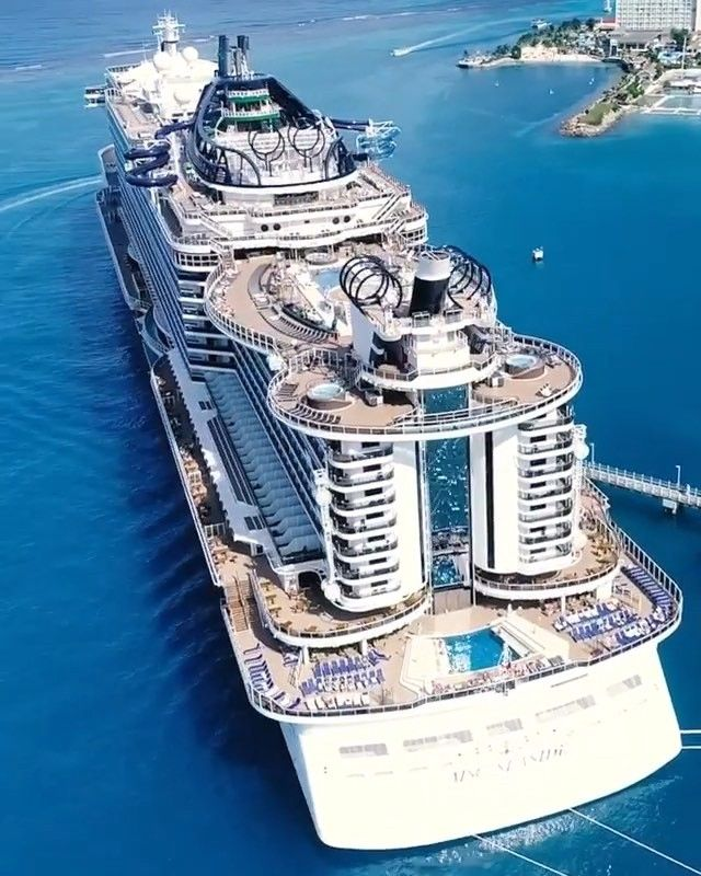 The Largest Cruise Ship In The World
