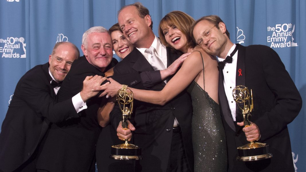 Most Awarded TV Series