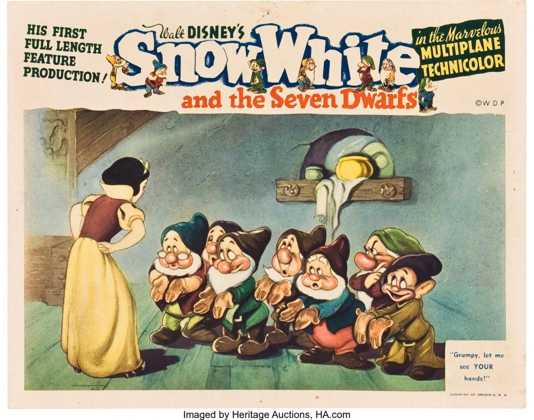 Oldest Disney Movie Ever