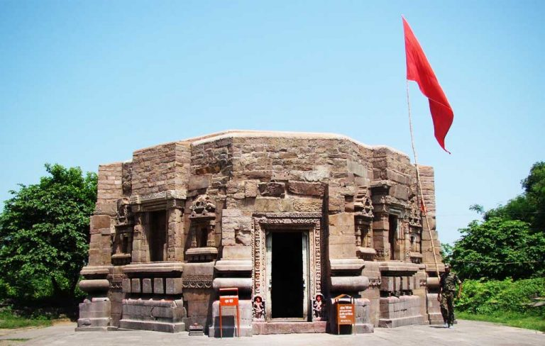 The Oldest Hindu Temple in the World