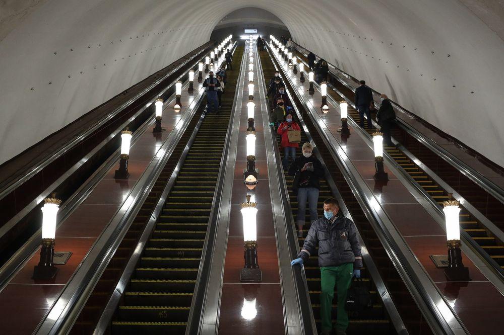 Longest Escalator in the World