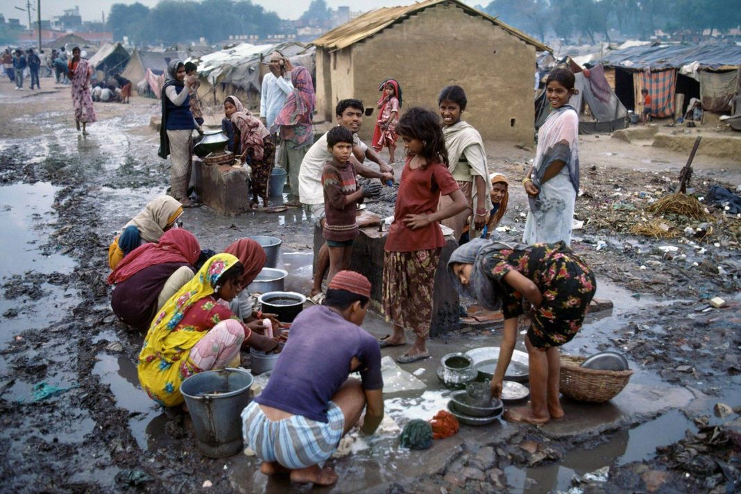 The Top Poorest Area in the World 2013