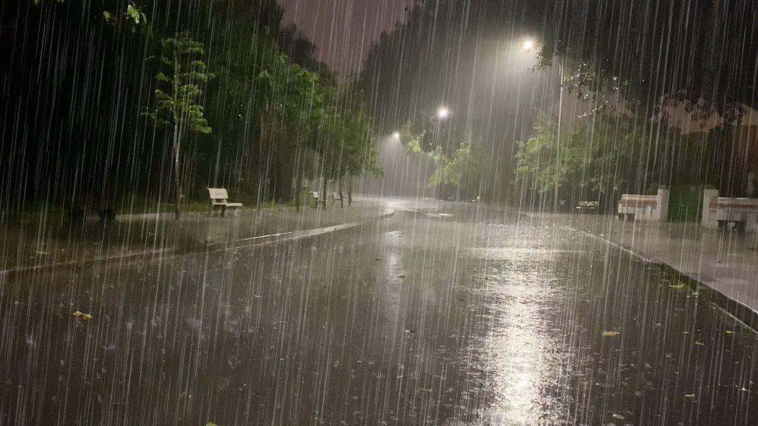 Longest Rainstorm
