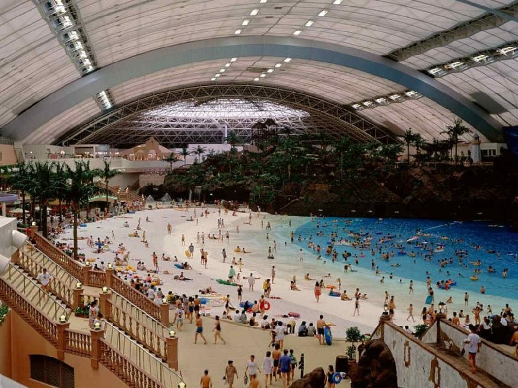 Largest Indoor Water Park in the World